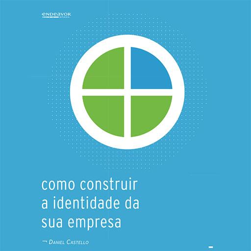 capa ebook Como construir a identidade da sua empresa