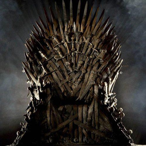 imagem trono de espadas
