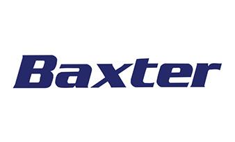 logotipo Baxter