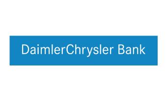 logotipo Daimler Chrysler Bank
